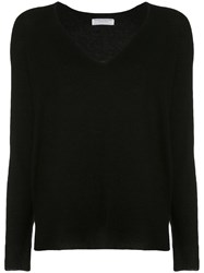 Majestic Filatures V Neck Sweater 60