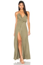 Style Stalker Marna Maxi Dress Green