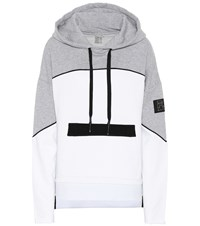 P.E Nation Greatest Game Cotton Hoodie White