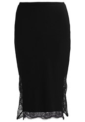 Y.A.S Yas Yasreco Pencil Skirt Black