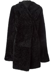 Sylvie Schimmel 'Cortina Reversh' Coat Black