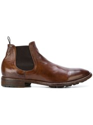 Officine Creative Princeton Boots Brown