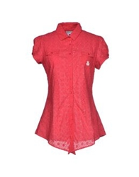 Duck Farm Shirts Coral
