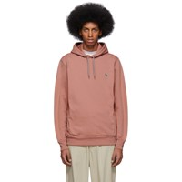Paul Smith Ps By Pink Zebra Hoodie