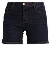Dorothy Perkins Denim Shorts Indigo Dark Blue Denim