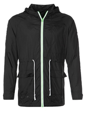 Urban Classics Light Jacket Black Mint White