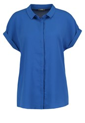 Kiomi Shirt Blue Royal Blue