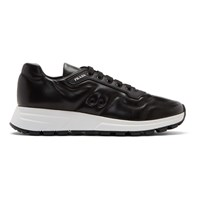 Prada Black Sport Sneakers