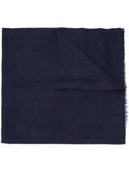 Denis Colomb Kasumi Scarf Blue
