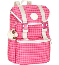 Kipling Experience S Small Backpack Picnic Pink