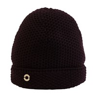 Loro Piana Rougemont Beanie Dark Raisin