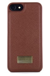 Ted Baker London Haliday Iphone 7 And 7 Plus Case Brown