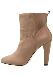 Primadonna Collection Ankle Boots Taupe Beige