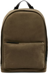 3.1 Phillip Lim Tan Suede 31 Hour Backpack