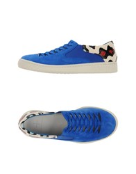 Thakoon Addition Footwear Low Tops And Trainers Women Bright Blue