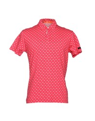 Rrd Polo Shirts Red