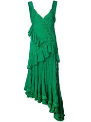 Alexis Bozoma Dress Green