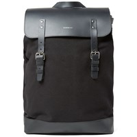 Sandqvist Hege Grand Backpack Black
