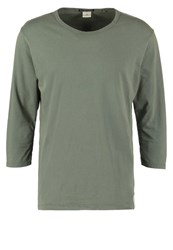 Scotch And Soda Long Sleeved Top Sage Mint