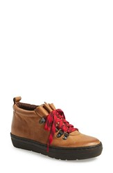 Women's Otbt 'Green Lake' Lace Up Boot Havana
