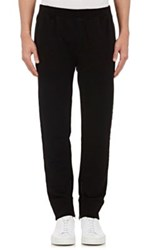 Atm Anthony Thomas Melillo Men's French Terry Jogger Pants Black