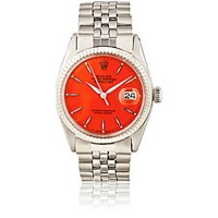 Vintage Watch Women's Oyster Perpetual Datejust Coral