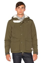 Penfield Hosston Insulated Parka Green