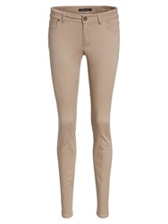 Marc O'polo Trousers Five Pocket Style Beige