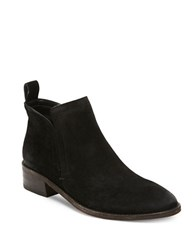 Dolce Vita Tessey Slip On Ankle Booties Black