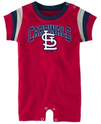 Majestic St. Louis Cardinals Mlb Infant Batter Romper