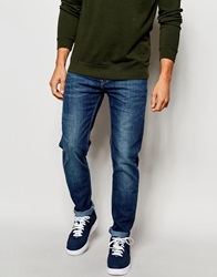 Lee Jeans Arvin Slim Tapered Fit Blue Legacy Mid Wash Bluelegacy