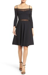 French Connection Women's Tatlin Off The Shoulder Dress