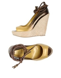 Sergio Rossi Espadrilles Light Green