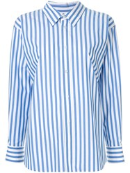 08Sircus Striped Shirt Blue