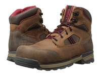 Rocky 6 Mobilwelt Comp Wp Xtra Wide Toe Brown Men's Shoes