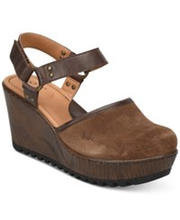 B.O.C. Rina Closed Flats Women's Shoes Light Brown