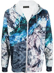 Mr And Mrs Italy Graphic Print Hoodie 60