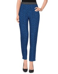 Suoli Casual Pants Bright Blue