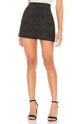 Bcbgeneration Front Panel Pull On Skort Black