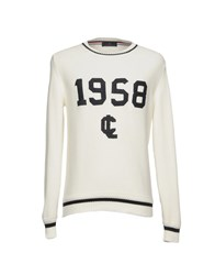 Les Copains Knitwear Jumpers White