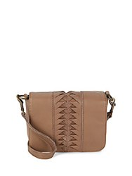 Liebeskind Licia Leather Crossbody Earth