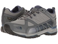 The North Face Ultra Gtx Surround Griffin Grey Shady Blue Men's Shoes Gray