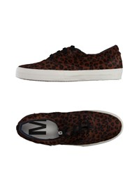 Mauro Grifoni Footwear Low Tops And Sneakers Brown