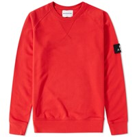 Mki Miyuki Zoku Mki Arm Badge Sweat Red