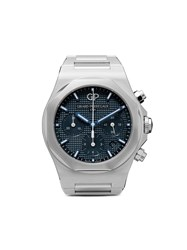 Girard Perregaux Laureato Chronograph 42Mm Blue
