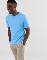 Hymn Pocket T Shirt Blue