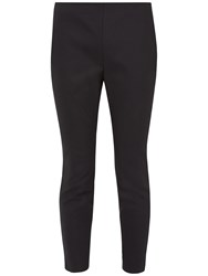 Ted Baker Caycit Zip Detail Skinny Trousers Black