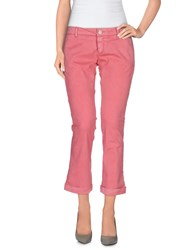 Jacob Cohen Jacob Coh N Trousers Casual Trousers Women Pastel Pink