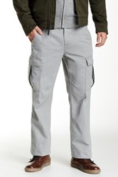 Timberland Regular Twill Cargo Griffin Pant Gray