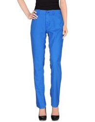 Napapijri Casual Pants Bright Blue